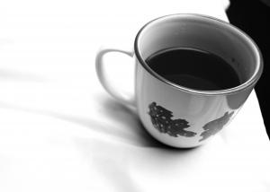 black elderberry tea