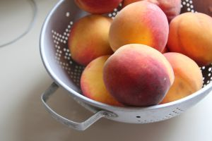 peach fuzz