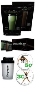 Shake Your Way to Fitness with Shakeology