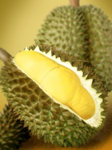 King Durian and Antioxidants