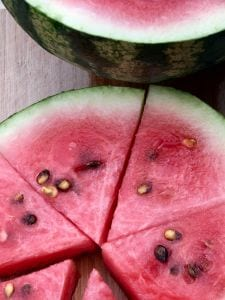 Watermelons for Losing Weight