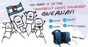 GoodBelly Loves Colorado Contest