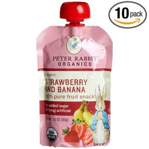 Fruit Product Manufacturer: Peter Rabbit Organics