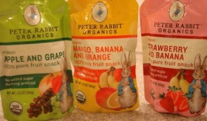 Peter Rabbit Organics Fruit Snacks