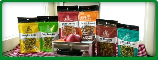 Fruit Product Manufacturer: Eden