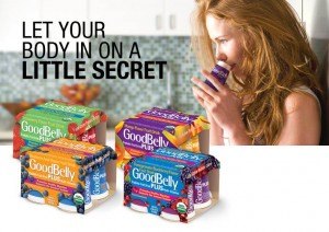 Fruit Product Manufacturer: GoodBelly
