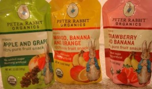 Peter Rabbit Organics Fruit Snacks