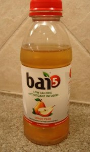 Bai5 Congo Pear - Antioxidant Infusions Energy Drink