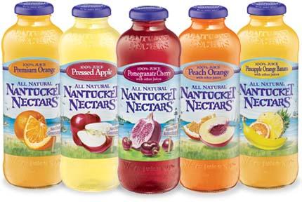 Fruit Product Manufacturer: Nantucket Nectars