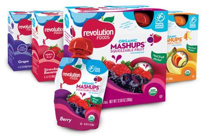 Fruit Product Manufacturer: Revolution Foods
