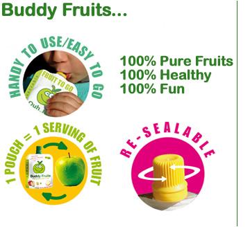 Fruit Product Manufacturer: Buddy Fruits