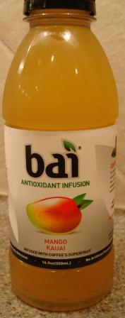 Bai Mango Kauai - Antioxidant Energy Drink