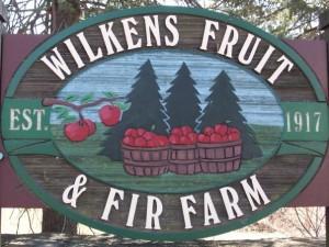 Wilkens Fruit and Fir Farm