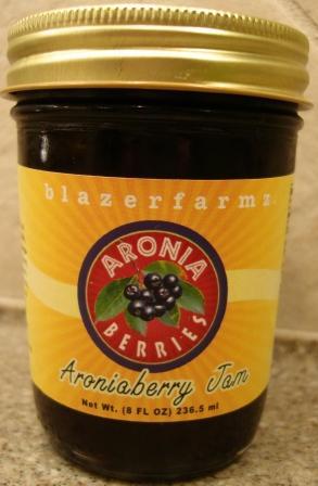 blazerfarmz Aroniaberry Jam