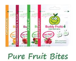 Buddy Fruits Bites