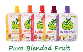 Buddy Fruit Pouches