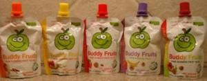Buddy Fruits Pure Blended Fruit To Go