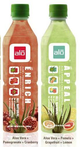Fruit Product Manufacturer: ALO Drink