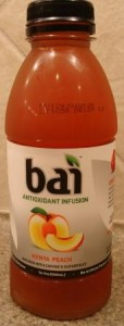 Bai Kenya Peach - Antioxidant Energy Drink