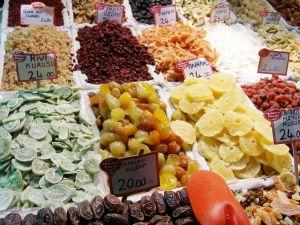 Frozen Dried Fruit Snacks