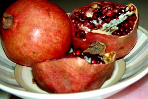Pomegranate for Skin Care
