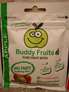 Buddy Fruits Pure Fruit Bites Apple