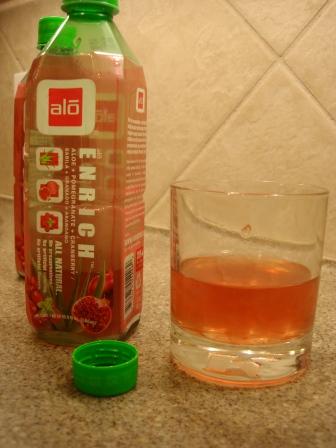 ALO Drink Enrich - Aloe Vera Juice