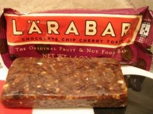 Larabar Chocolate Chip Cherry Torte