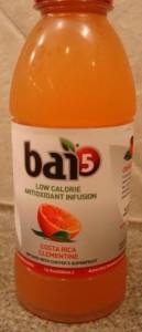 Bai5 Costa Rica Clementine  - Antioxidant Energy Drink