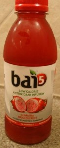 Bai5 Sumatra Dragonfruit - Antioxidant Energy Drink