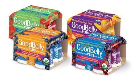 GoodBelly Probiotic Drink