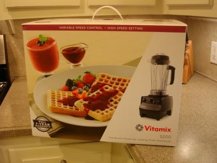 Vitamix 5200 Standard Box