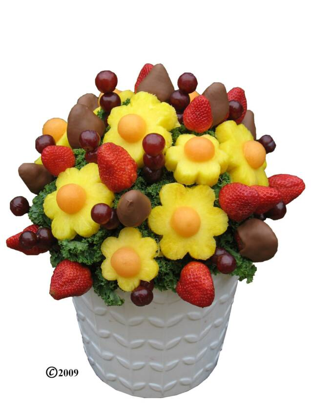 home based fruit bouquet business