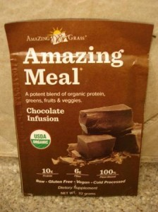 Amazing Grass Amazing Meal Chocolate Infusion