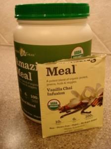 Amazing Grass Amazing Meal Vanilla Chai Infusion