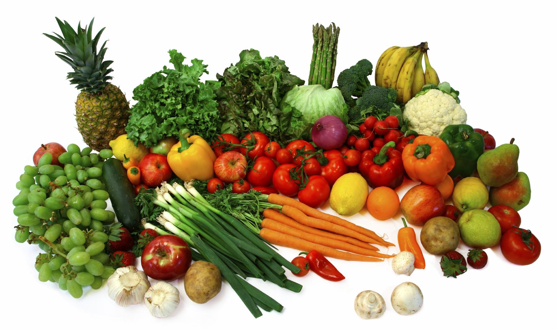 Organic gardening for Fruit and vegetable garden