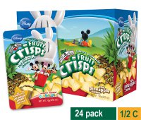 Mickey's Clubhouse Fruit Crisps