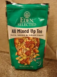 Eden Foods Eden Selected All Mixed Up Too Nuts, Seeds and Dried Fruit