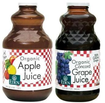 Eden Foods Feb 2012 Organic Juice Giveaway