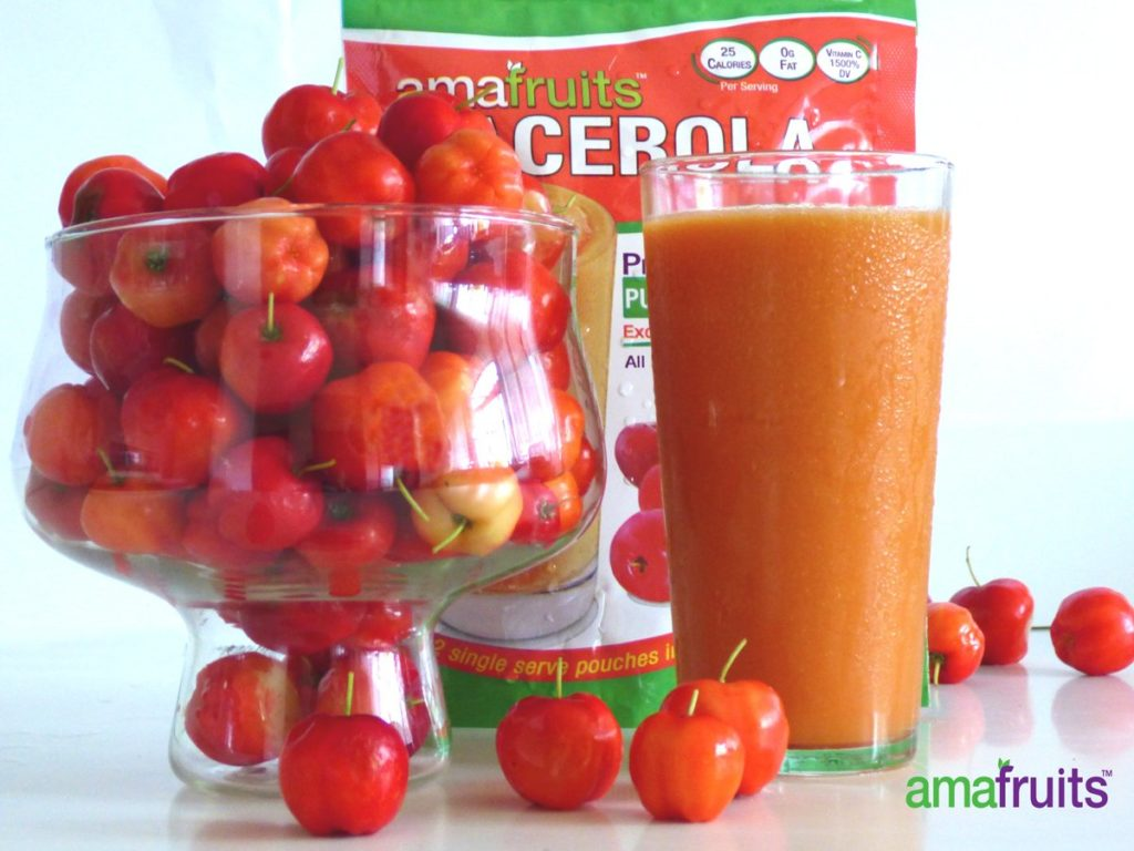 Amafruits Acerola Organic Fruit 10 Bag Bundle 2
