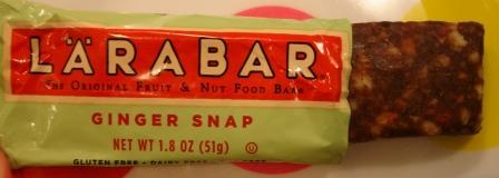 Larabar Ginger Snap