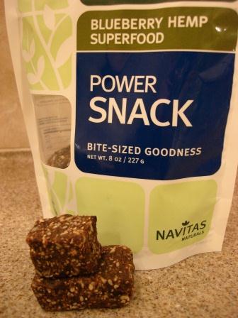 Blueberry Hemp Super Food Power Snack