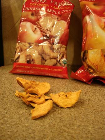 Cinnamon Apple Chips Bare Fruit