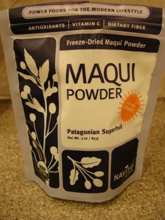 Navitas Naturals Maqui Powder Product Review