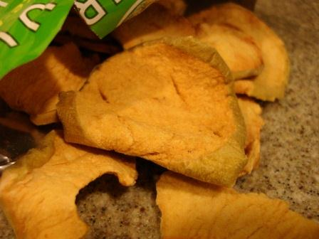 Bare Fruit Snacks Organic Bake-Dried Granny Smith Apple Chips Product Review