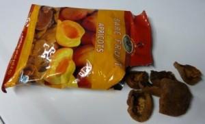 Bare Fruit Apricots