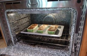 Welcome Home Brands Paper Bakeware in oven