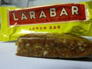 Larabar Lemon Bar Review