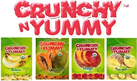 Crunchy N Yummy April 2013