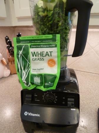 Navitas Naturals Wheatgrass Powder Review